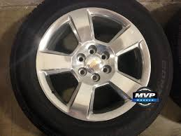 100 Oem Chevy Truck Wheels Factory OEM 20 20 Silverado Tahoe Suburban Wheel And Tire