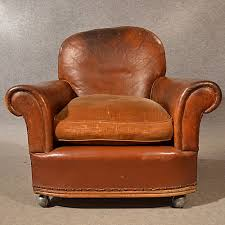 Antique Leather Armchair Vintage Club Easy Chair Victorian English ... Early Victorian Mahogany And Leather Armchair C 1850 United 19th Century Pair Of English Armchairs For Sale Stunning Antique Marylebone Antiques Quality 1870 England From Deep Buttoned C1850 429276 Burgundy Gentlemans Chairs Accent Chair Whit Oval Back And Arm Occasional Ideas