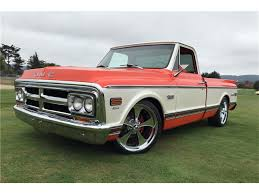 100 1970 Gmc Truck For Sale GMC Sierra For ClassicCarscom CC1136639