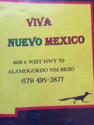 Pizza Patio Alamogordo Nm by Viva Nuevo Mexico Alamogordo Delivery Menu