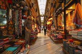 Avrupa Pasaji An Antique Atrium With Several Colorful Shops And Vendors Of Traditional Goods Flickr Miguel Virkkunen Carvalho