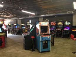 Mortal Kombat Arcade Cabinet Plans by Abari Game Bar Plans To Open In March With 31 Arcade Games