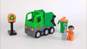 LEGO Duplo Garbage Truck 4659 - YouTube Lego Dump Truck And Excavator Toy Playset For Children Duplo We Liked Garbage Truck 60118 So Much We Had To Get Amazoncom Lego Legoville Garbage 5637 Toys Games Large Playground Brick Box Big Dreams Duplo Disney Pixar Story 3 Set 5691 Alien Search Results Shop Trucks Bulldozer Building Blocks Review Youtube Tow 6146 Ville 2009 Bricksfirst My First Cstruction Site Walmartcom 10816 Cars At John Lewis