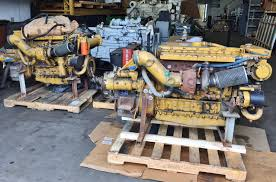 3116 cat engine caterpillar 3116 diesel engine w zf 220 transmissions south bay