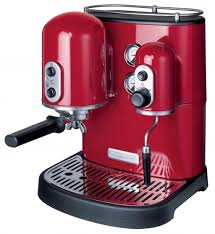 Kitchen Aid Coffee Makers Beautiful Artisan Electric Espresso Maker Red By Kitchenaid