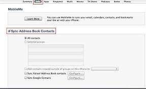 How to Transfer Contacts from iPhone to iPad on PC Mac
