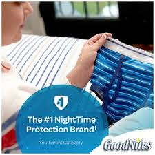 Goodnites Disposable Bed Mats by Goodnites Tru Fit Disposable Absorbent Inserts Boys U0026 Girls