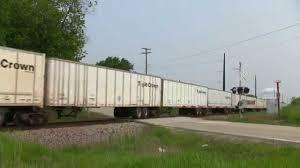 100 Triple Crown Trucking ZEMCH Road Railer YouTube