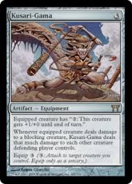 Mtg Lifelink Deathtouch Deck by The Right Equipment For The Job Magic The Gathering