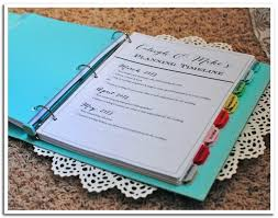 Chic DIY Wedding Planner Planning Diy