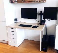 Ikea Linnmon Corner Desk Hack by Desk Alex Ikea Desk Hack 59 Trendy I Wanted It And With Accents