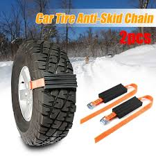 Detail Feedback Questions About 2pcs Car Snow Chains Anti Skid ...