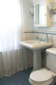 Pedestal Sinks For Small Bathrooms by Bathroom Pedestal Sink Storage Cabinet Small Bathroom Pedestal