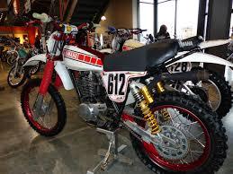 vintage siege oldmotodude yamaha tt500 motocrosser on display at the 2015 siege