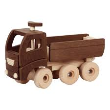100 Wooden Truck Dump Goki Toys And Hobbies Children