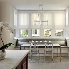 Kitchen Island Booth Ideas by Ergonomic Banquette Seating In Kitchen 117 Banquette Seating