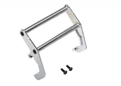 Traxxas 8138 - Push Bar/Bumper, Chrome, TRX-4 Blazer