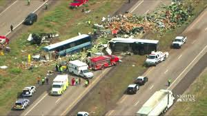 100 Truck Accident Chicago NTSB Investigating Cause Of New Mexico Bus Semitruck Crash