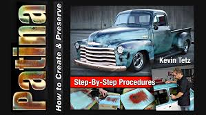 100 Create A Truck Patina How To And Preserve
