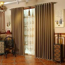 bedroom curtains online custom made of linen material