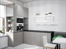 Kitchen Tile Backsplash Ideas With Dark Cabinets by Kitchen Gray And White Backsplash Tile Gray Backsplash Dark