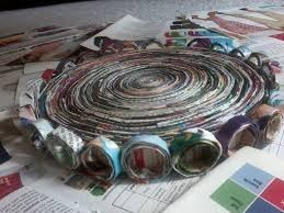 Diy Newspaper Crafts Basket Jewelry Box Flower Pen Holder In Art And Craft From Waste Materials Video