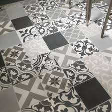 Carpet Tiles Edinburgh by Ca U0027 Pietra Encaustic Patchwork Grey Edinburgh Tile Studio
