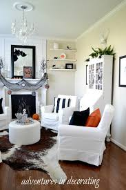 Adventures In Decorating Paint Colors by Adventures In Decorating Our 2015 Halloween Sitting Room