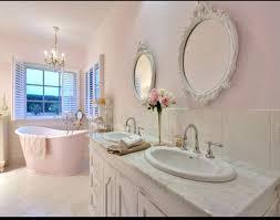 Shabby Chic White Bathroom Vanity by Shabby Chic White Bathroom Set 5pcsshabby Vanity Accessories For