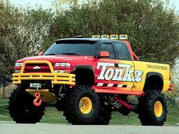 Chevrolet Silverado Tonka Truck Concept ( Sorta