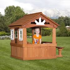 Inspirational Backyard Discovery Playhouse | Architecture-Nice Outdoor Play Walmartcom Childrens Wooden Playhouse Steveb Interior How To Make Indoor Kids Playhouses Toysrus Timberlake Backyard Discovery Inspiring Exterior Design For With Two View Contemporary Jen Joes Build Cascade Youtube Amazoncom Summer Cottage All Cedar Wood Home Decoration Raising Ducks Goods