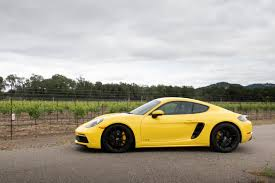 100 Porsche Truck Price First Drive 2018 718 GTS Might Be S Best Bang For