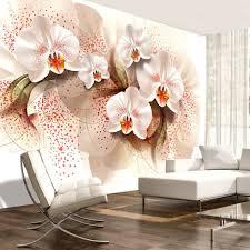 fototapete blumen orchidee vlies tapete ornamente wandbilder