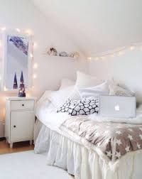 White Bedroom Inspiration Bed DIY Tumblr Room Room Ideas Bedroom