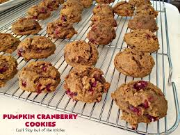 Libbys Pumpkin Orange Cookies by Pumpkin Cranberry Cookies Can U0027t Stay Out Of The Kitchen