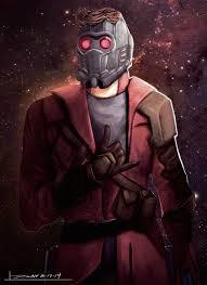 Star Lord By Geekyglassesartist