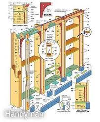 how to build a built in bookshelves u2014 the family handuman family