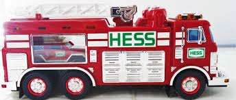 Hess 2005 Emergency Truck With Rescue Vehicle - N128 | EBay