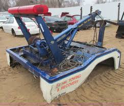 Tow Truck Bed | Item AX9860 | SOLD! April 30 Vehicles And Eq...