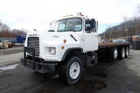 100 Flat Bed Truck For Sale 1996 Mack DM690S Tri Axle Bed For Sale By Arthur Trovei