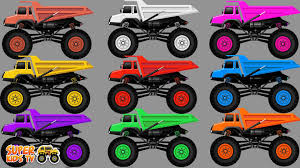 Learn Colors With Monster Trucks For Children | Super Kids TV ... Monster Truck Stunt Videos For Kids Trucks Big Mcqueen Children Video Youtube Learn Colors With For Super Tv Omurtlak2 Easy Monster Truck Games Kids Amazoncom Watch Prime Rock Tshirt Boys Menstd Teedep Numbers And Coloring Pages Free Printable Confidential Reliable Download 2432 Videos Archives Cars Bikes Engines