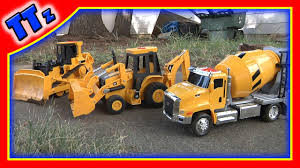 Backhoe Bulldozer Cement Truck Construction Toy - YouTube Kids Toys Cstruction Truck For Unboxing Long Haul Trucker Newray Ca Inc Rc Toy Best Equipement City Us Tonka Americas Favorite Trend Legends Photo Image Caterpillar Mini Machines Trucks Youtube The Top 20 Cat 2017 Clleveragecom Remote Control Skid Steer Review Rock Dirts 2015 Dirt Blog Amazoncom Toystate Tough Tracks 8 Dump Games Bestchoiceproducts Rakuten Excavator Tractor Stock Photos And Pictures Getty Images Jellydog Vehicles Early Eeering Inertia