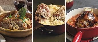 3 recettes cuisine 3 recettes de jarret de porc pleine vie