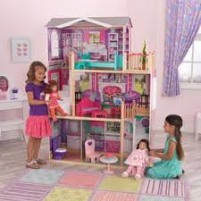 Dolls & Dollhouses For Less