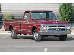 1969 GMC 1500 For Sale | ClassicCars.com | CC-1001410