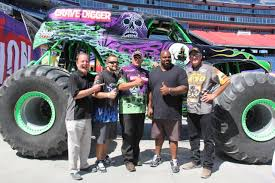 Vince Wilfork, Jerod Mayo Check Out Monster Jam Trucks | New ... Titan Monster Trucks Wiki Fandom Powered By Wikia Hot Wheels Assorted Jam Walmart Canada Trucks Return To Allentowns Ppl Center The Morning Call Preview Grossmont Amazoncom Jester Truck Toys Games Image 21jamtrucksworldfinals2016pitpartymonsters Beta Revamped Crd Beamng Mega Monster Truck Tour Roars Into Singapore On Aug 19 Hooked Hookedmonstertruckcom Official Website Tickets Giveaway At Stowed Stuff
