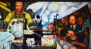 Diego Rivera Rockefeller Mural by Frida Opera Review Freepress Org