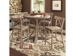 Largo Callista Rustic Casual Counter Height Dining Table Set ... 5 Pc Small Kitchen Table And Chairs Setround 4 Beautiful White Round Homesfeed 3 Pc 2 Shop The Gray Barn Spring Mount 5piece Ding Set With Cm3556undtoplioodwithmirrordingtabletpresso Kaitlin Miami Direct Fniture Upholstered Chair By Liberty Wolf Of America Wenslow Piece Rustic Alpine Newberry 54 In Salvaged Grey Art Inc Saint Germain 5piece Marble Set 6 Chairs Tables
