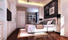 Dark Wood Floor Bedroom Black White And Wooden Flooring Also Shade Plus Mahogany