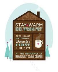 Sarah Champion I Think A Winter Housewarming Would Be Fun